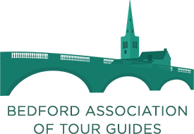 Bedford Association of Tour Guides logo